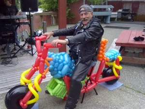 manonballoonmotorcycle